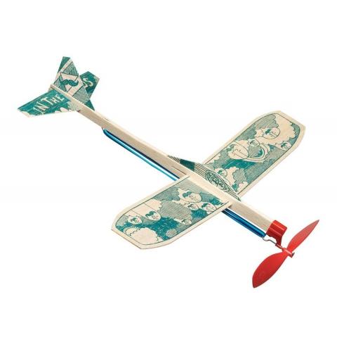Avioneta DIY de madera