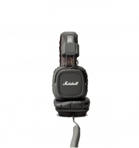 Auriculares Marshall Major Black