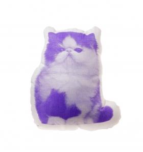 Cojín gato persa