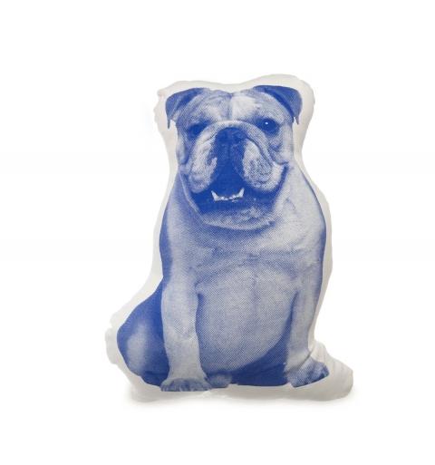 Cojín british bulldog