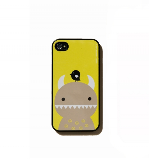 Funda Iphone Mordisquitos