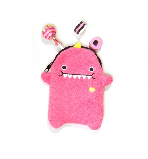 Funda Monstruito Dinopink