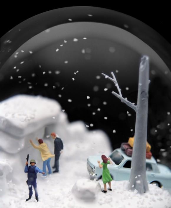 Bola nieve cristal 1 - Bola nieve cristal ...