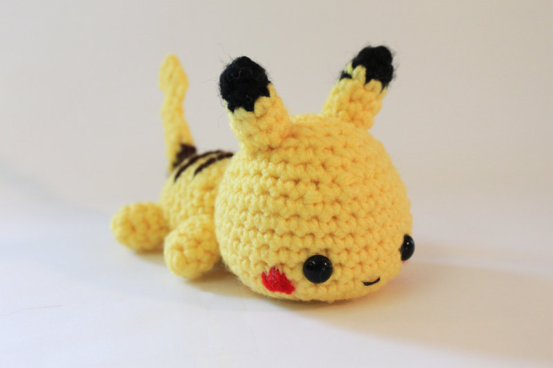 Schema Pikachu Amigurumi : Kitty Cat: ideas de peluches 2-amigurumi