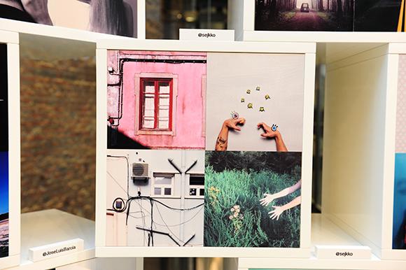 Exposición Instagram