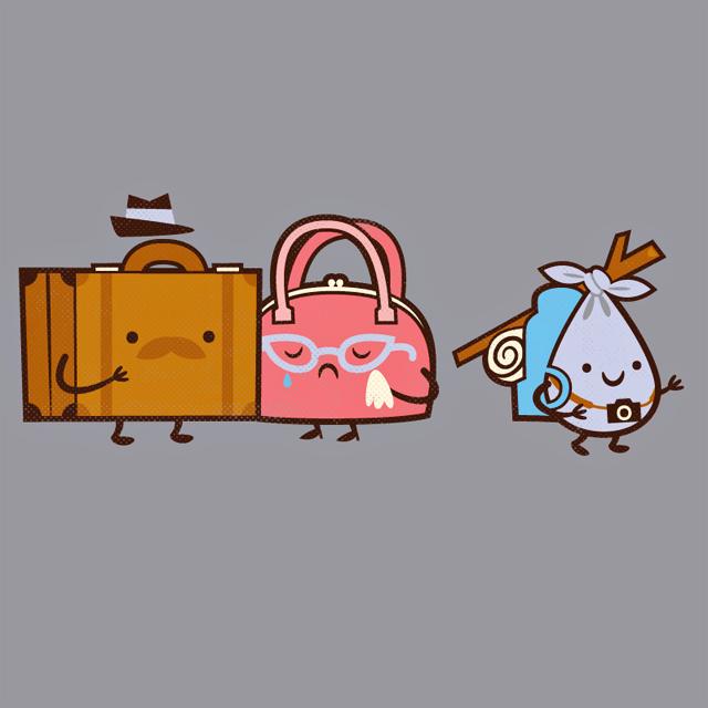 Ilustraciones simples y divertidas