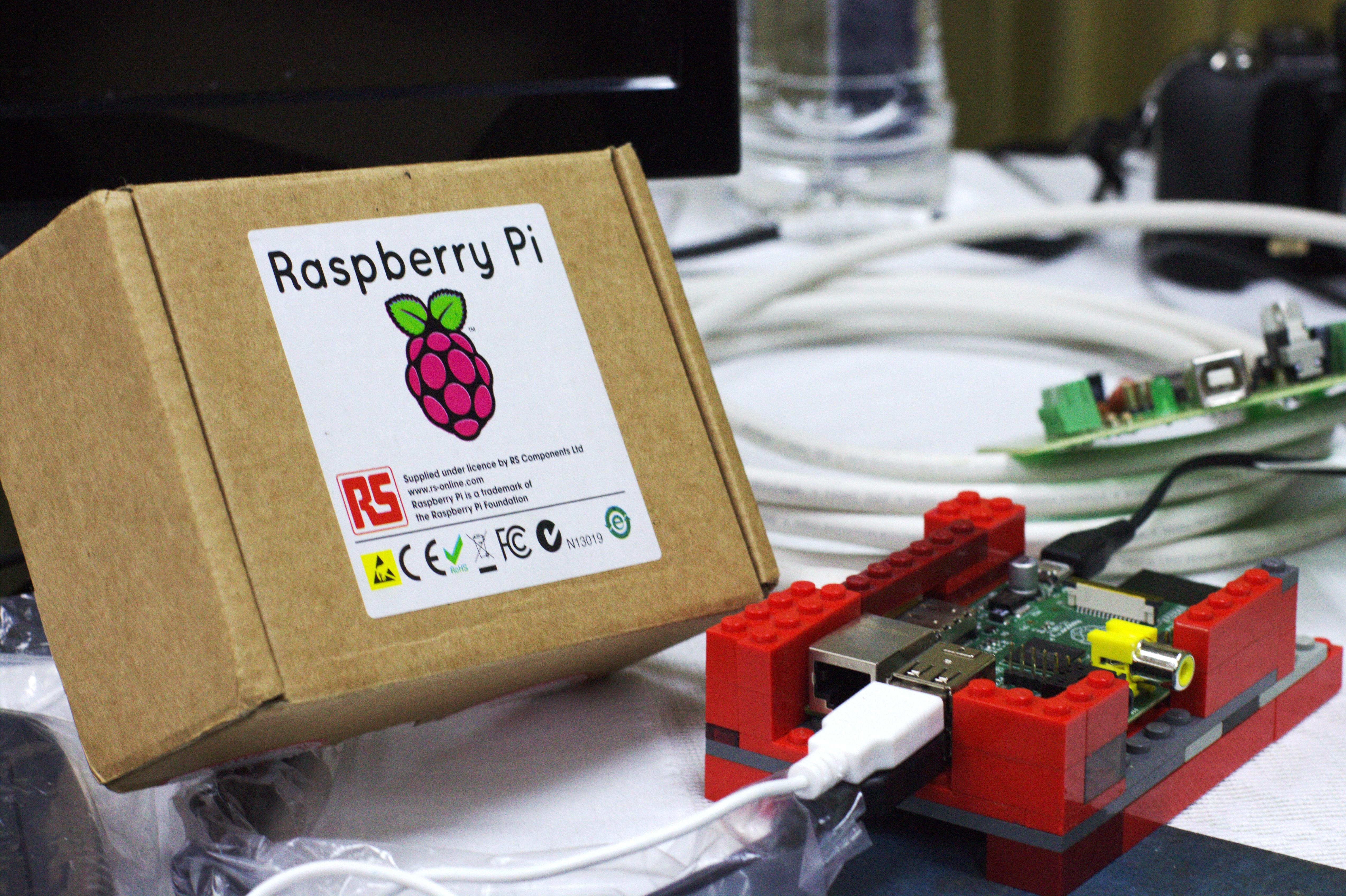 Raspberry Pi, la última frikada tecnológica