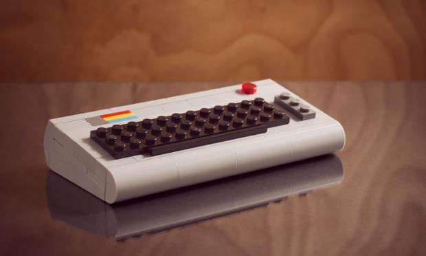Tecnología retro LEGO