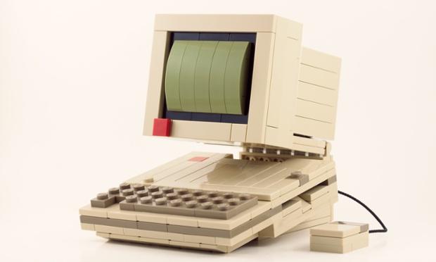 Retro Tecnología LEGO