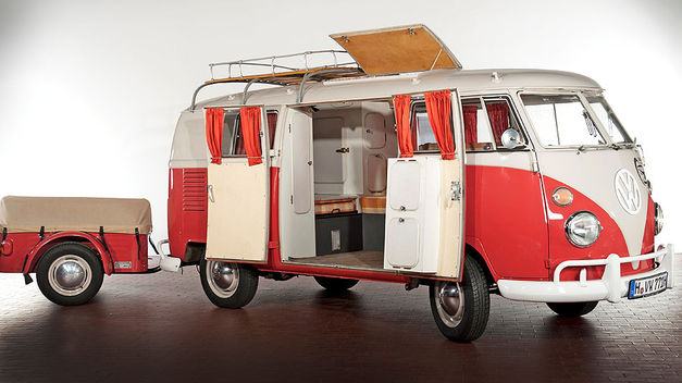 la m tica furgo volkswagen deja de fabricarse. Black Bedroom Furniture Sets. Home Design Ideas