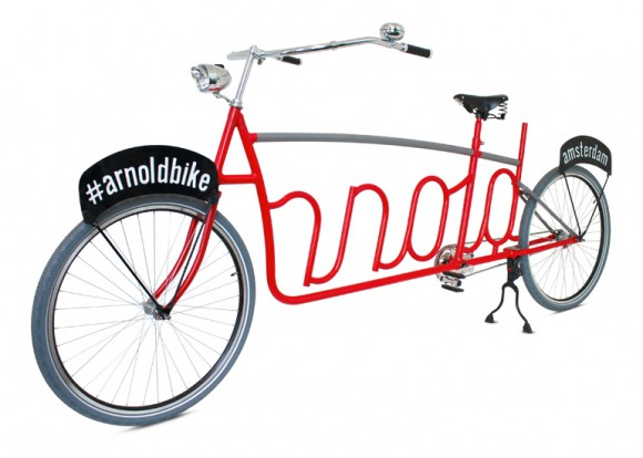 Arnold Bike. la bicicleta tipográfica