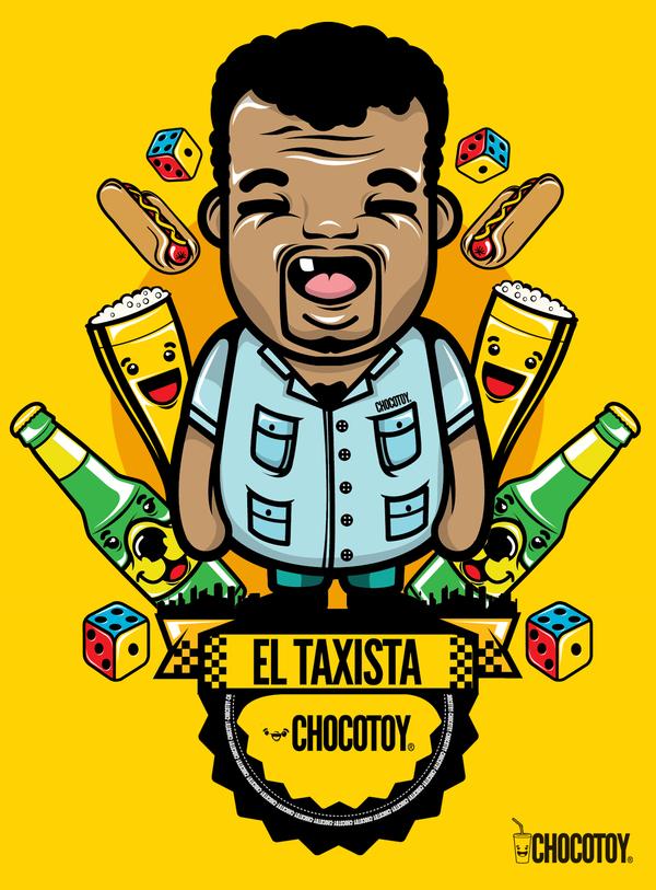 Chocotoy, lluvia de color y buen rollo