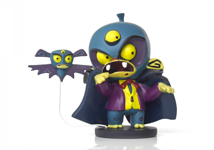 Conde Monkula- Sorteo Halloween