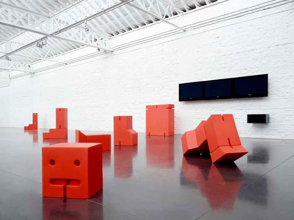 cubebot gigante