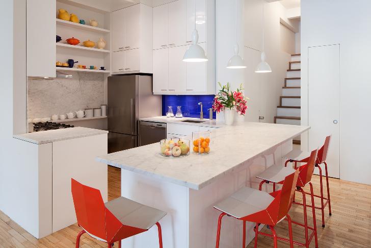 Interiorismo cool, la cocina
