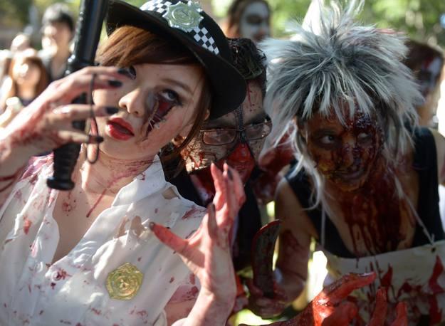 Disfraces impactantes Halloween