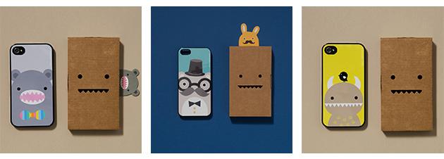 Fundas Iphone de Noodoll a la venta en Ohmycool