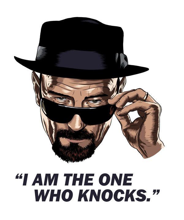 Heisenberg, Breaking bad