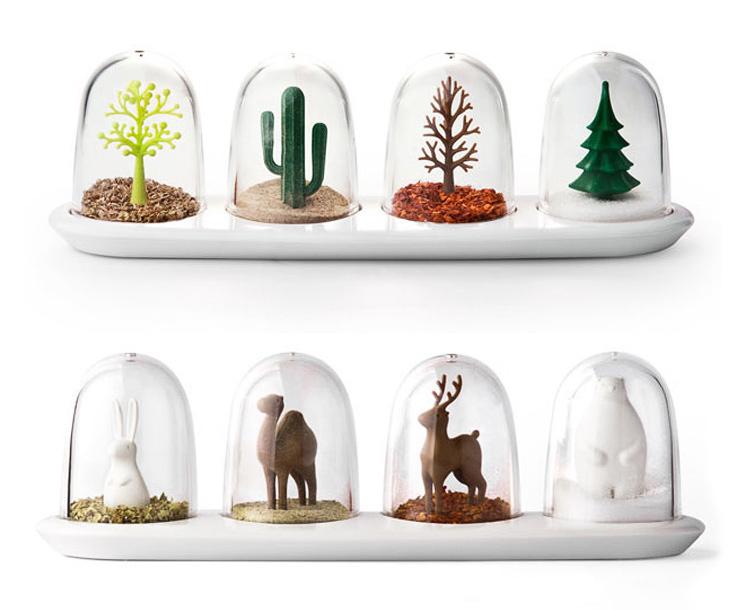 diseño para el hogar juego de saleros
