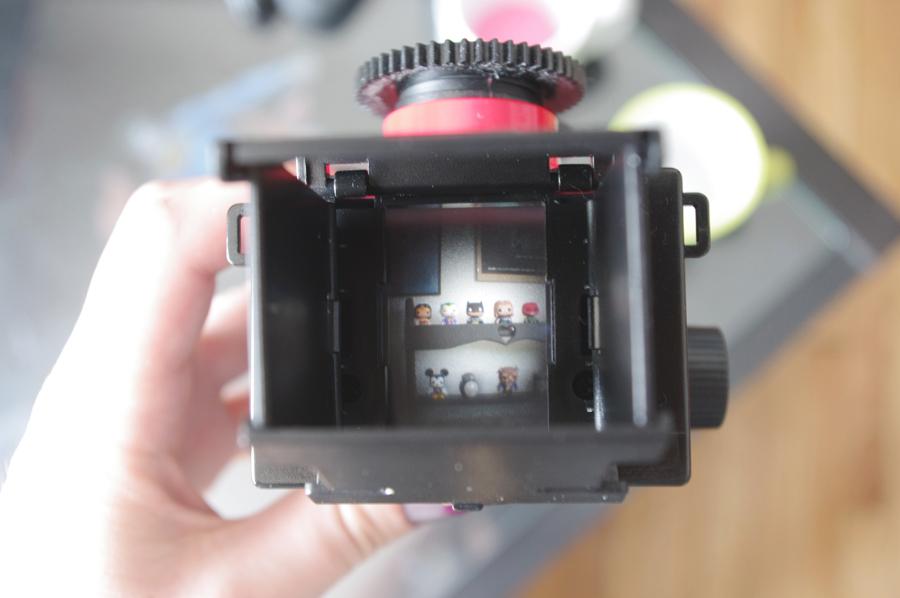 la recesky,la cámara más auténtica