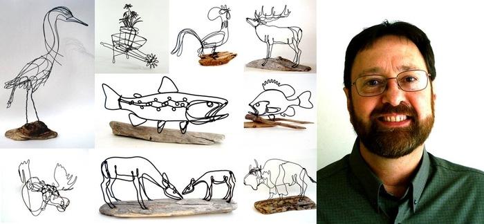 Artistas apoyan el lápiz 3D