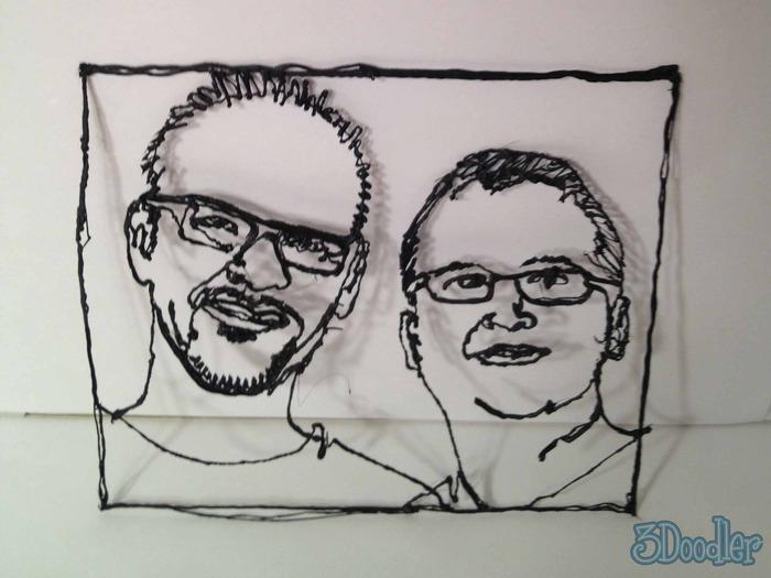 Los creadores del lapiz 3D
