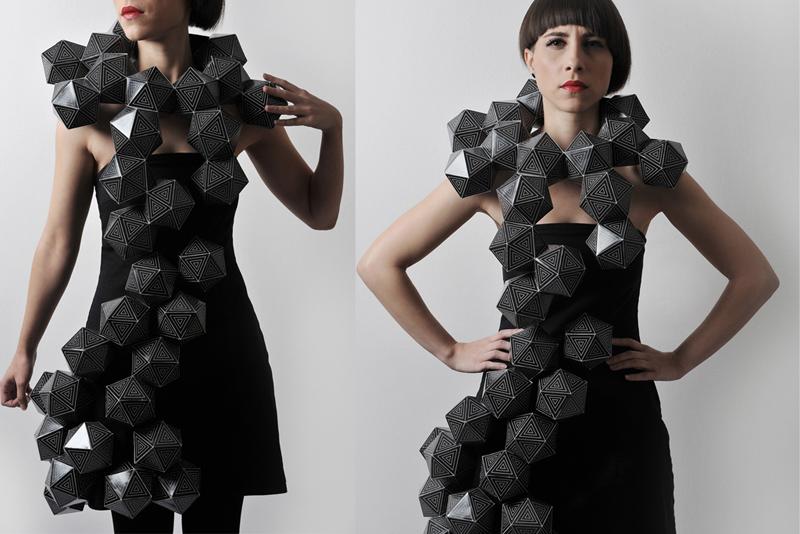 moda tendencia geométrica