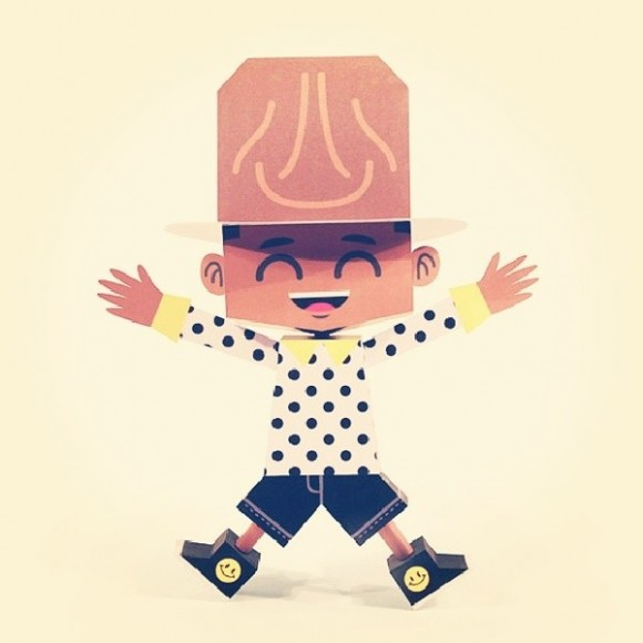 papertoy-de-Pharrell-Williams-gratis