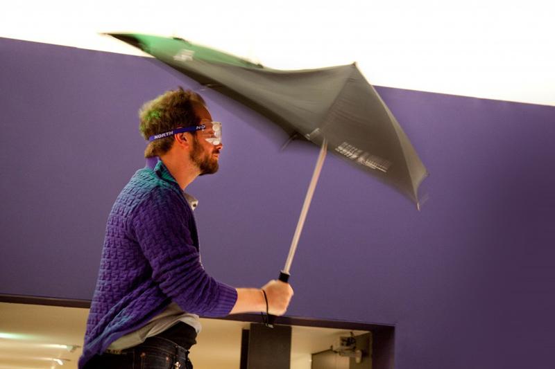 Paraguas antiviento Senz umbrellas