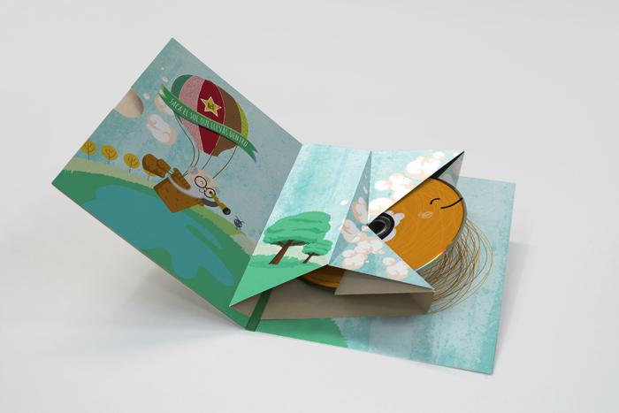 regalos de comunión disco canciones infantiles