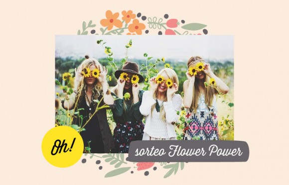 Sorteo flower power