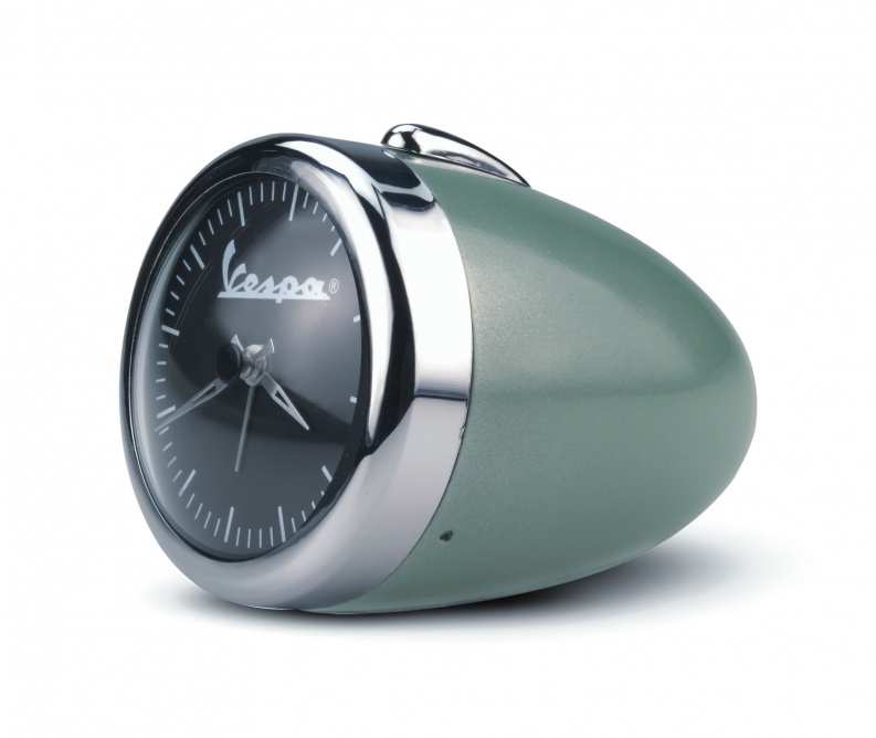 Despertador con indicadores de la Vespa