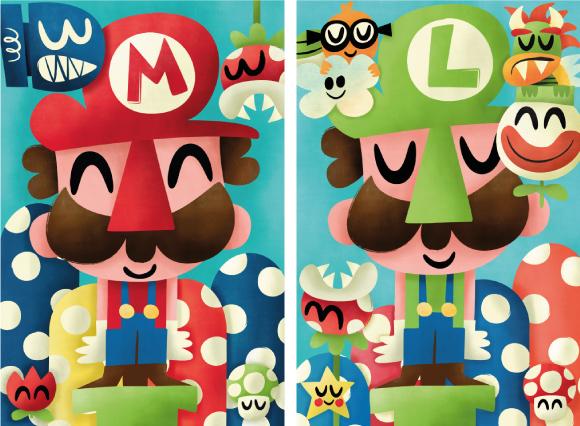 Wallpapers para iPhone y iPad con un toque de diseño