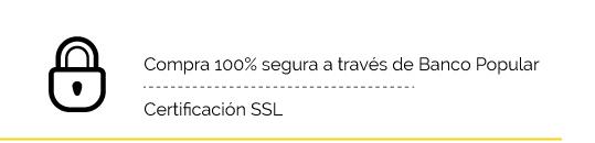Compra segura en Ohmycool, certificado SSL
