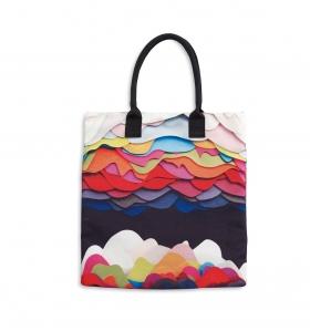 Bolso Montañas de colores