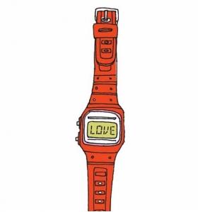 Reloj Casio - Tatuaje temporal