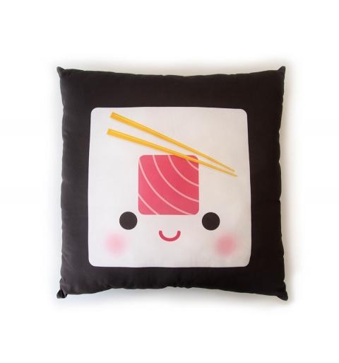 Cojín kawaii Sushi de atún