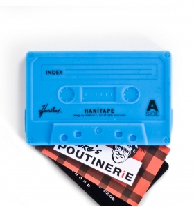 Cartera cassette de silicona