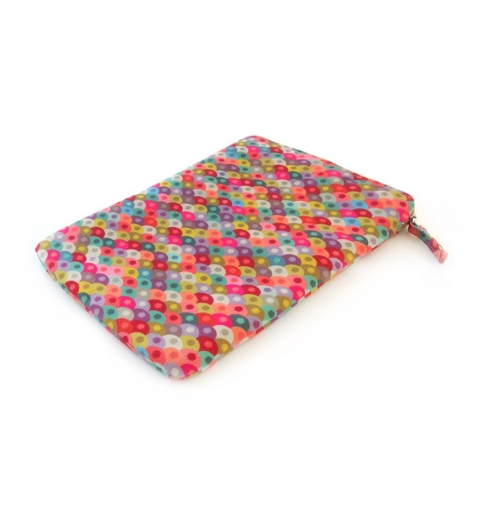 "Funda Ipad / tablets 10"" Escamas"