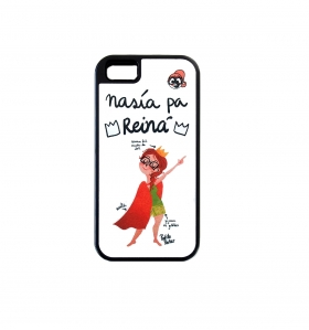 Funda Iphone 5 Reina Pecas