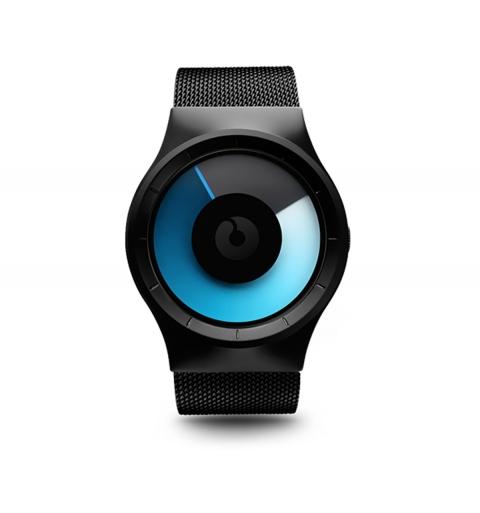 Reloj Ziiiro Celeste Black