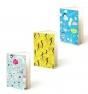 Set de 3 cuadernos pattern