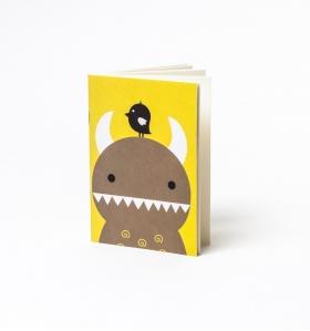 cuaderno mordisquitos