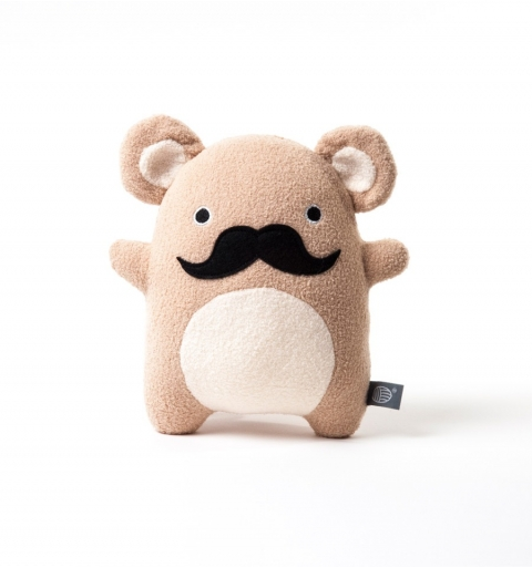 peluche mostacho hipster