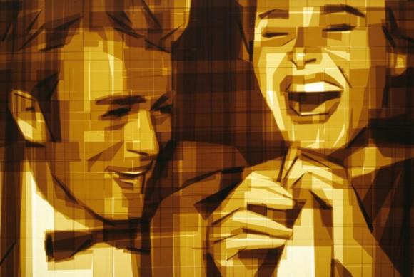 Retratos-cinta-embalar-Mark-Khaisman-6